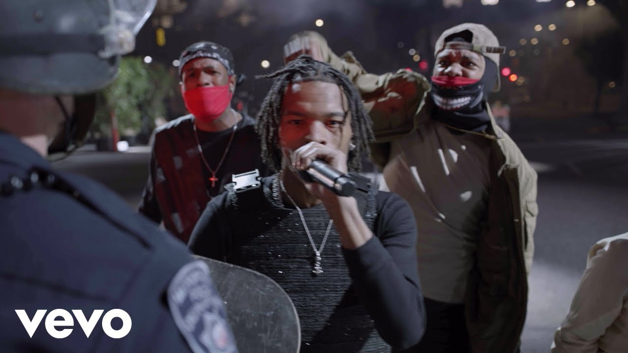 """Lil Baby – """"The Bigger Picture"""" (Live From The 63rd GRAMMYs ® / 2021)"""