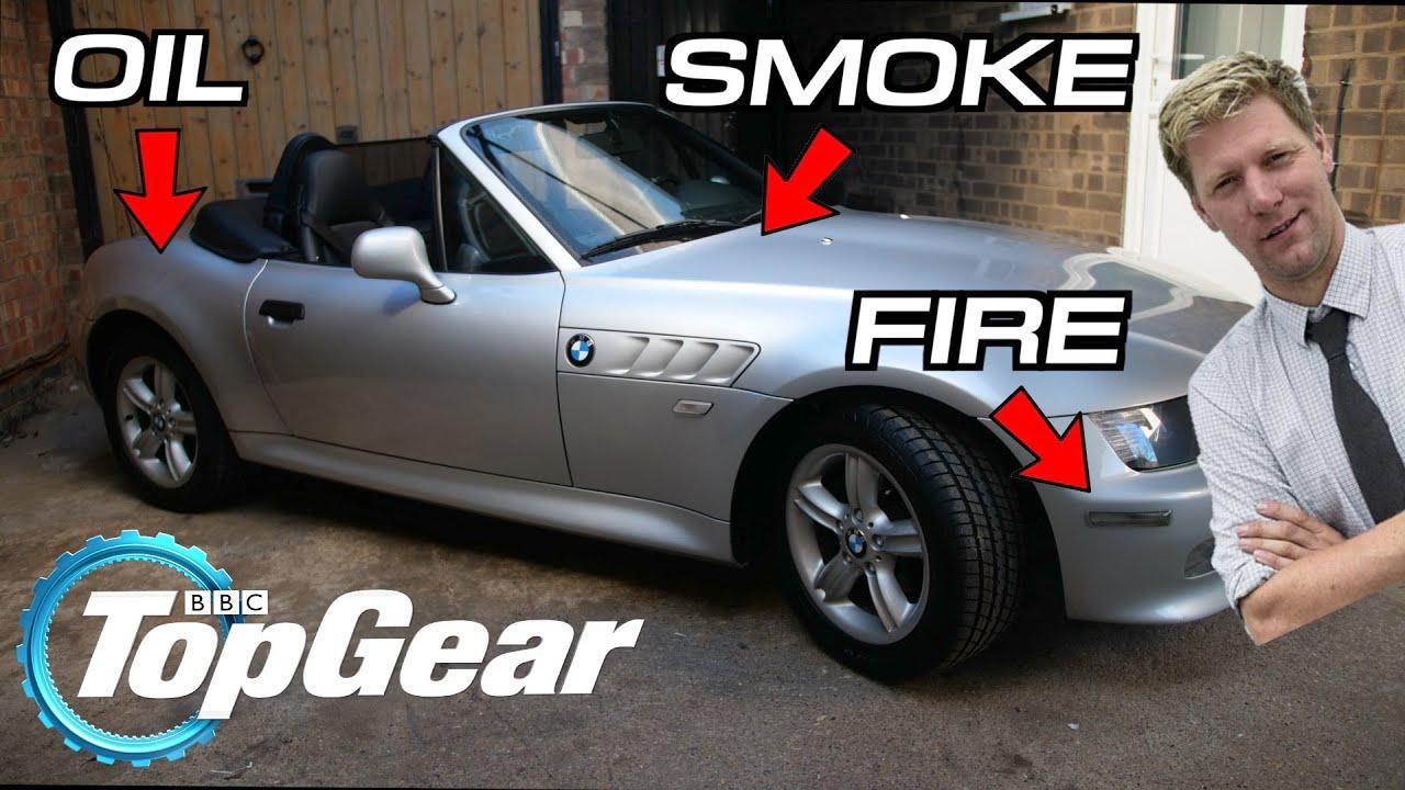 Making a Bond Car Top Gear Collab Part 1