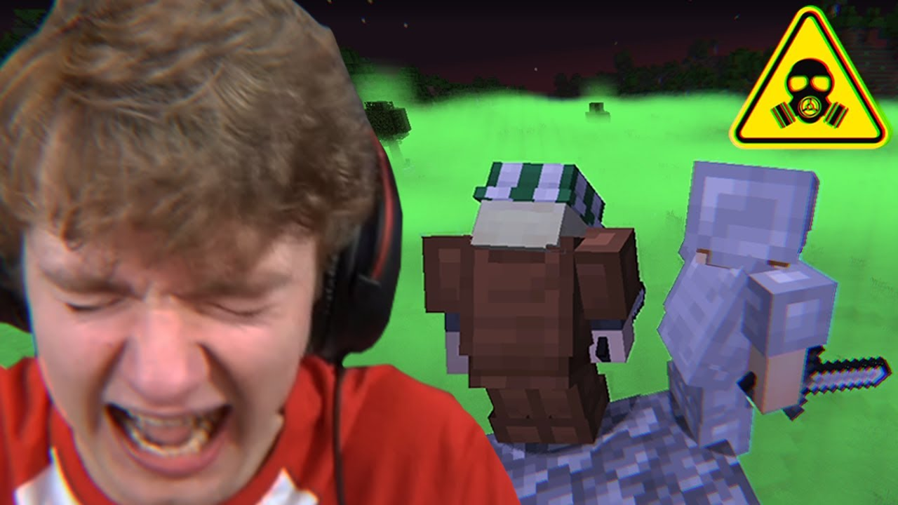 Minecraft's Gas Mod Is Dangerously Funny…