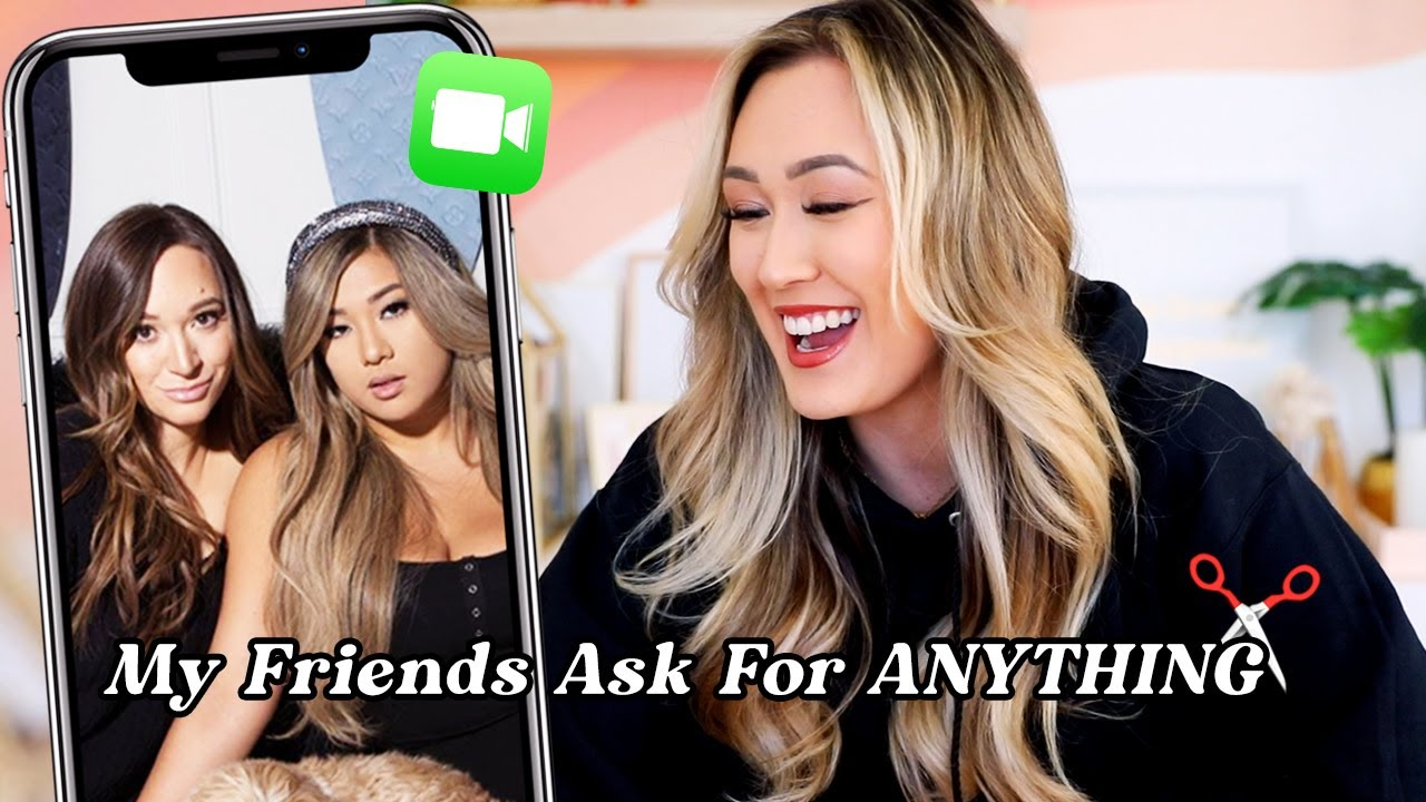 My Friends Ask For ANYTHING… And I Make It (ft. Alisha Marie & Remi Cruz)