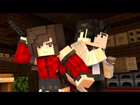 """Nightmares"" – A Minecraft Music Video ♪"