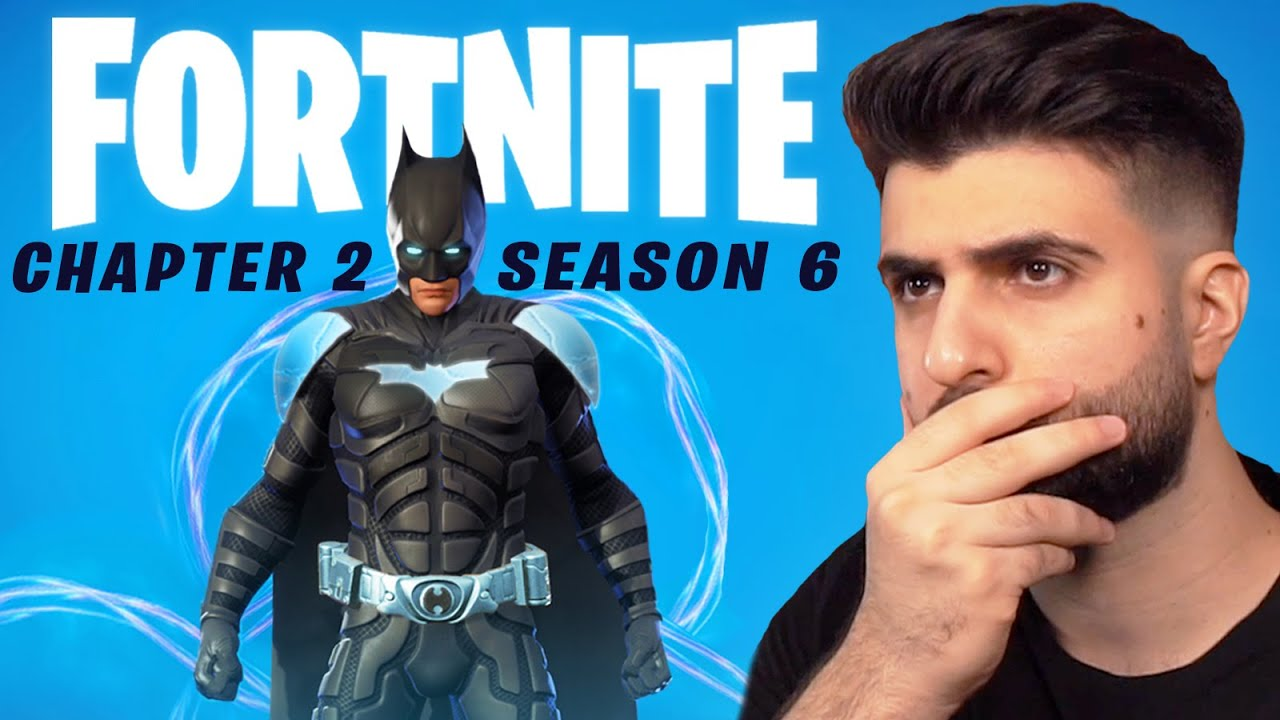 Our First Look at Fortnite Season 6!