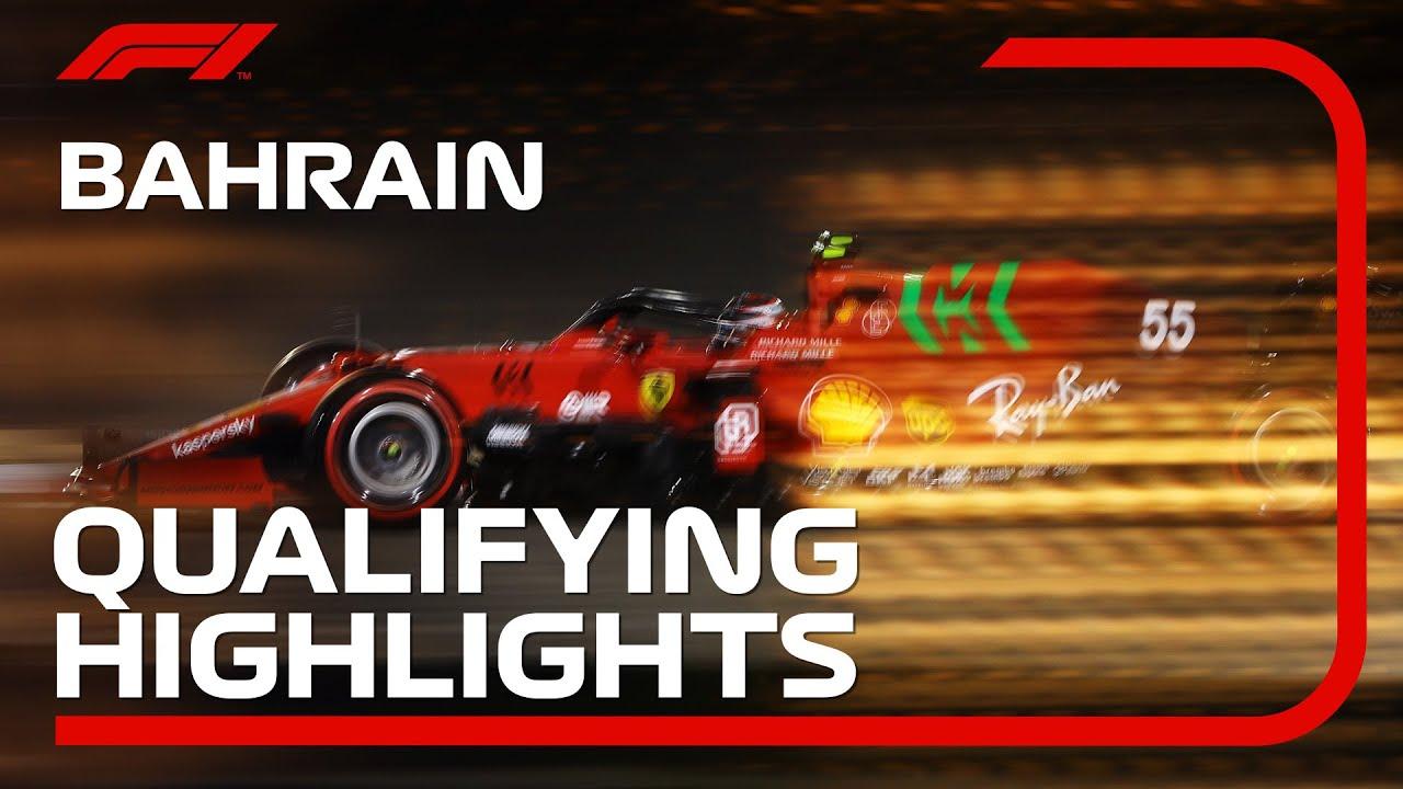 Qualifying Highlights: 2021 Bahrain Grand Prix