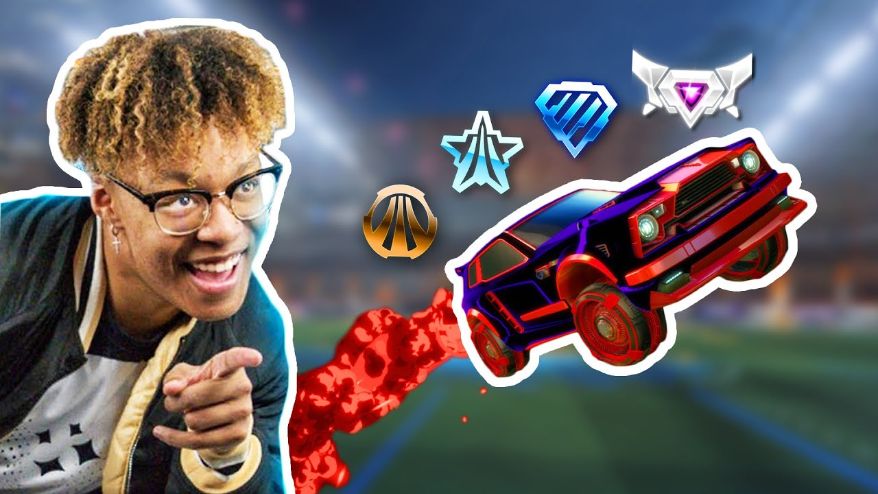 Rocket League pros try to guess ranks of every day players