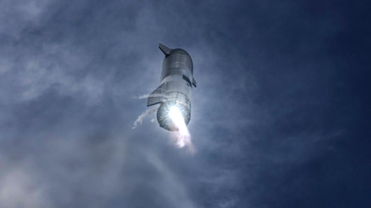 Starship | SN10 | High-Altitude Flight Recap