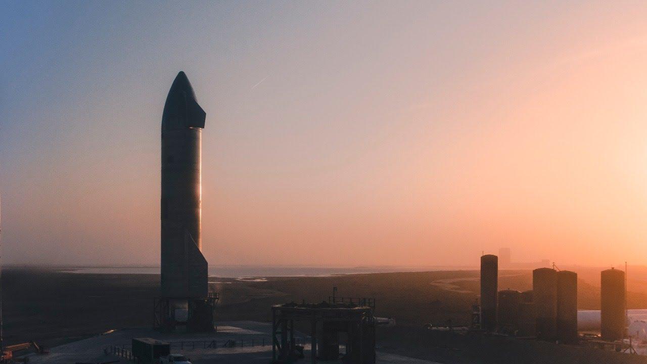 Starship | SN11 | High-Altitude Flight Test