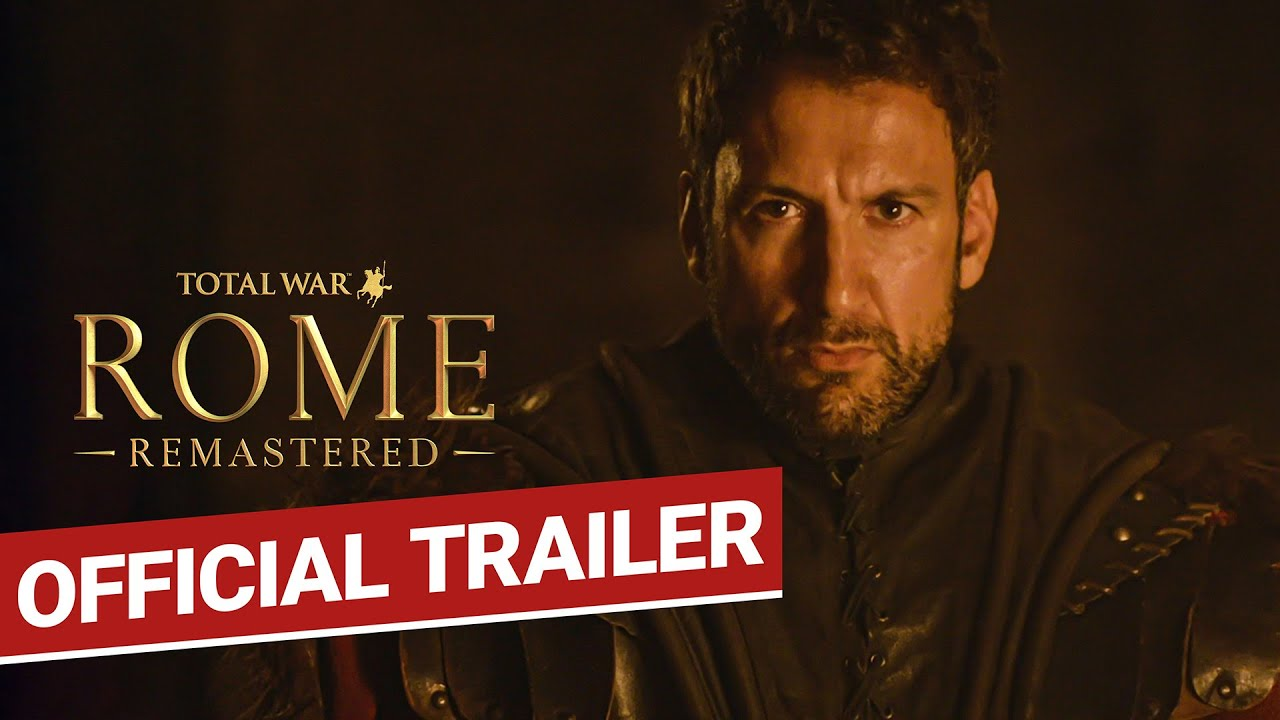Total War: ROME REMASTERED Announce Trailer – Take Back Your Empire