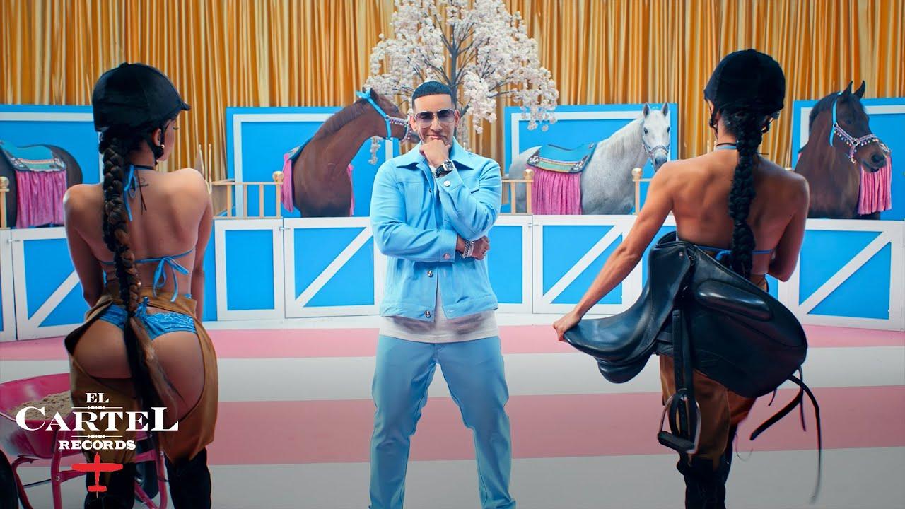 Daddy Yankee – El Pony (Video Oficial)