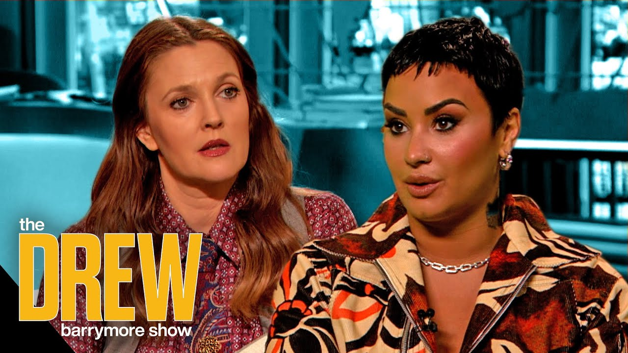 Demi Lovato and Drew Get Honest About Difficulties of Growing Up as Child Stars