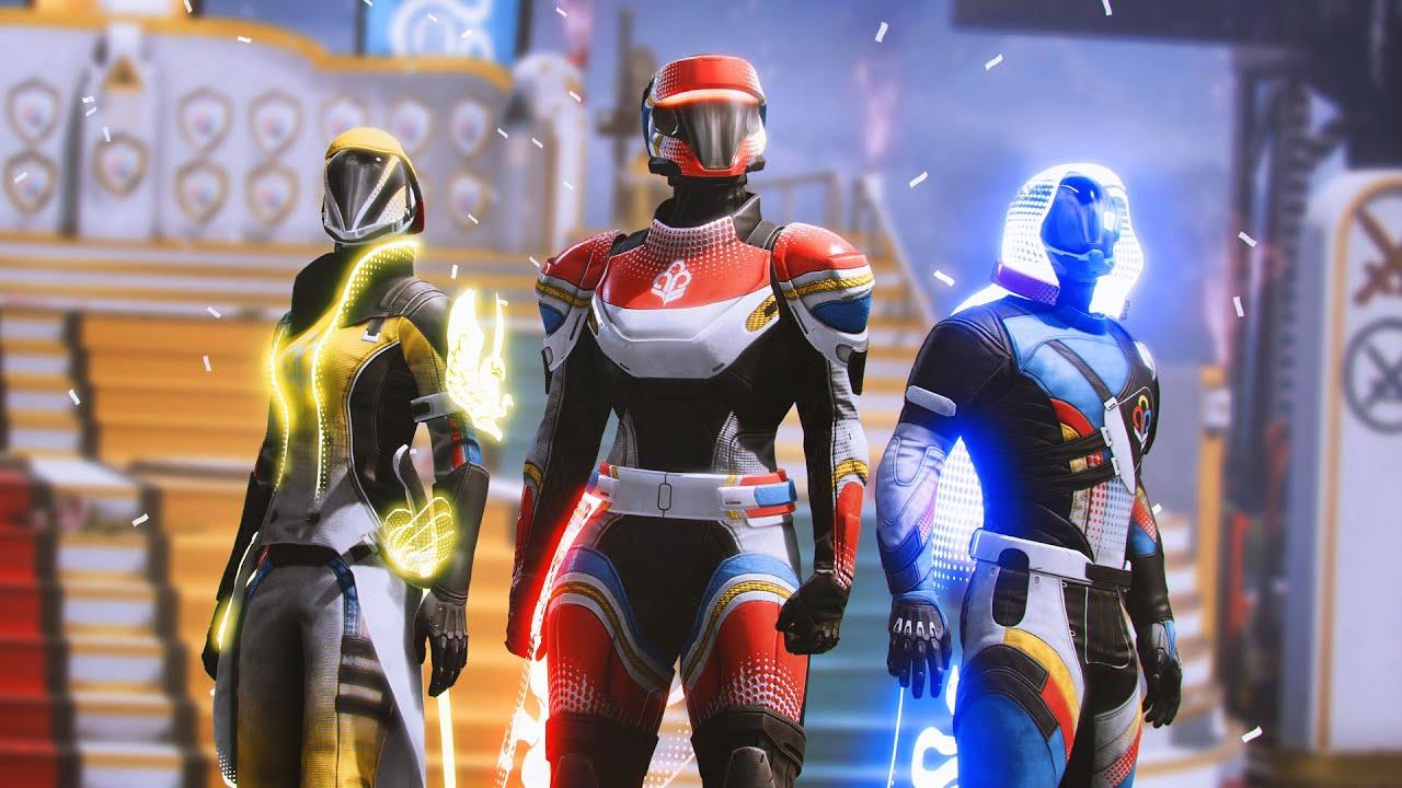Destiny 2: Season of the Chosen – Guardian Games Trailer