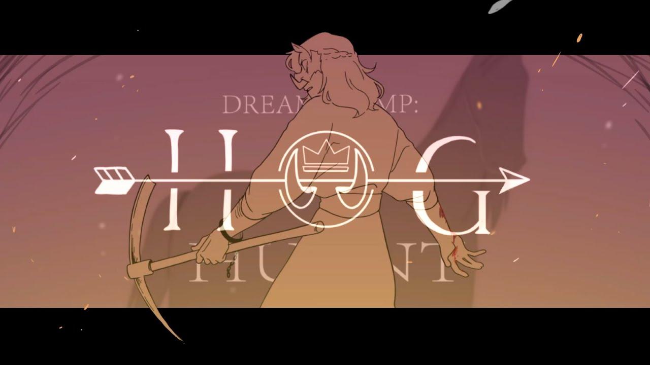 """""""Hog Hunt""""   Dream SMP Animation"""