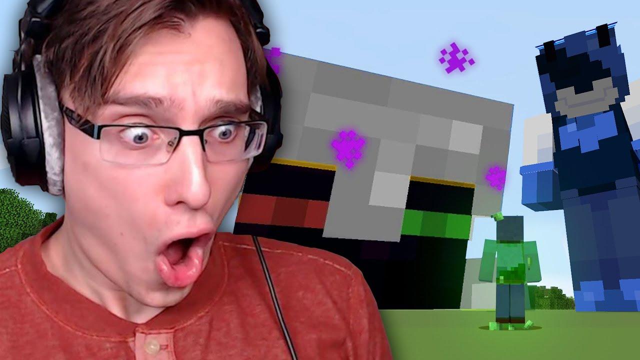 I Went SUBATOMIC in Minecraft.