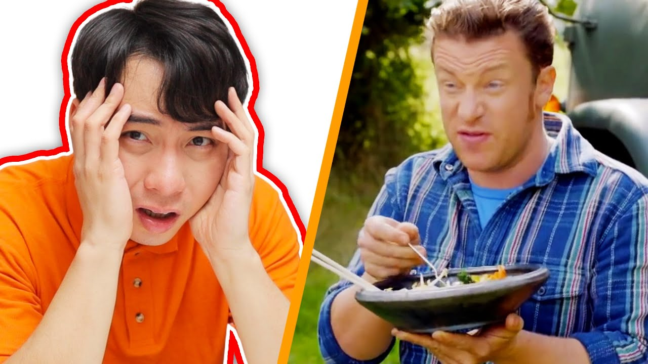 Jamie Oliver ALMOST Made Ramen…