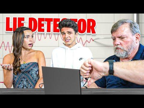 Lie Detector Test on Brent Rivera & Pierson Wodzynski!!