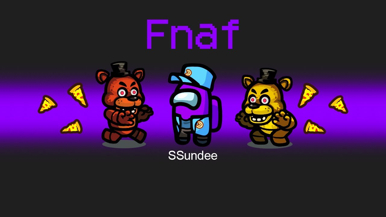 *NEW* FNAF Role in Among Us