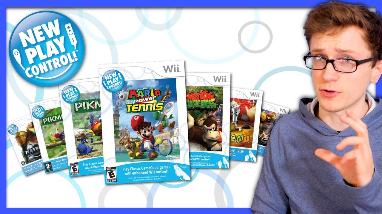 New Play Control! for Wii – Scott The Woz