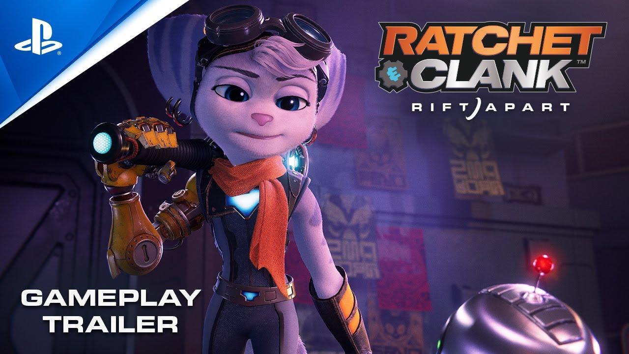 Ratchet & Clank: Rift Apart – Gameplay Trailer I PS5