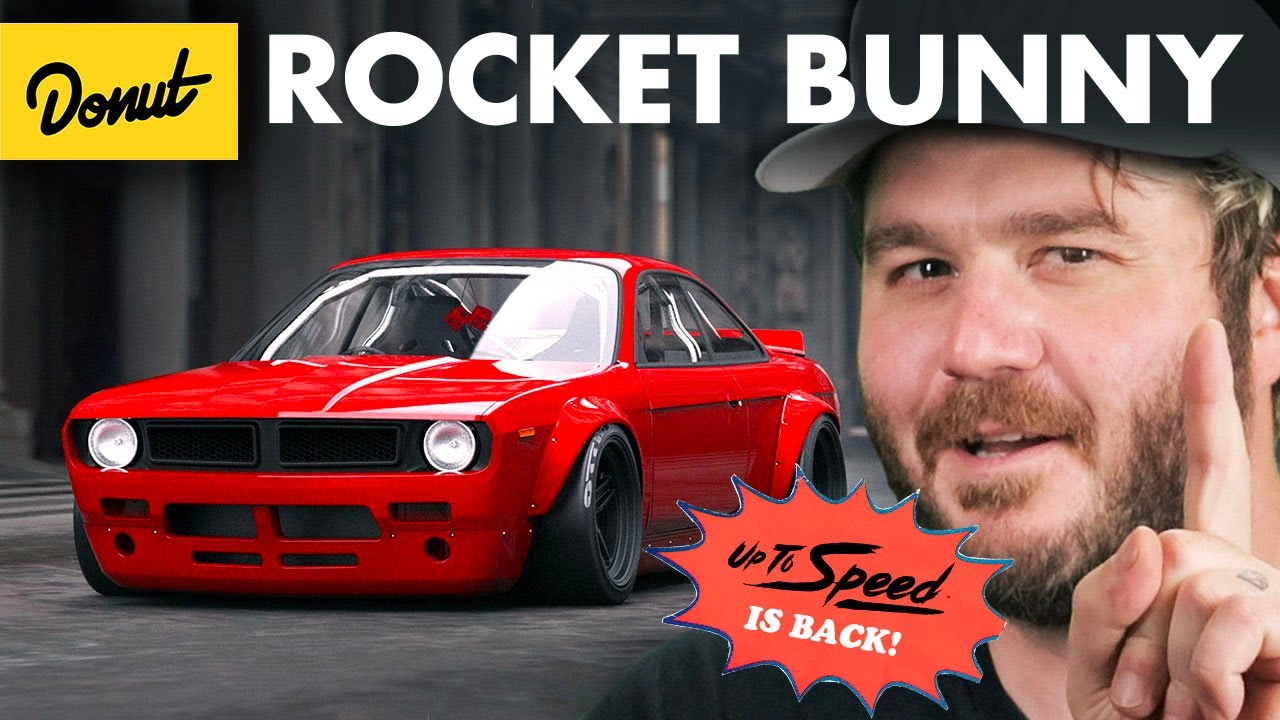 Rocket Bunny – Everything You Need to Know   Up to Speed