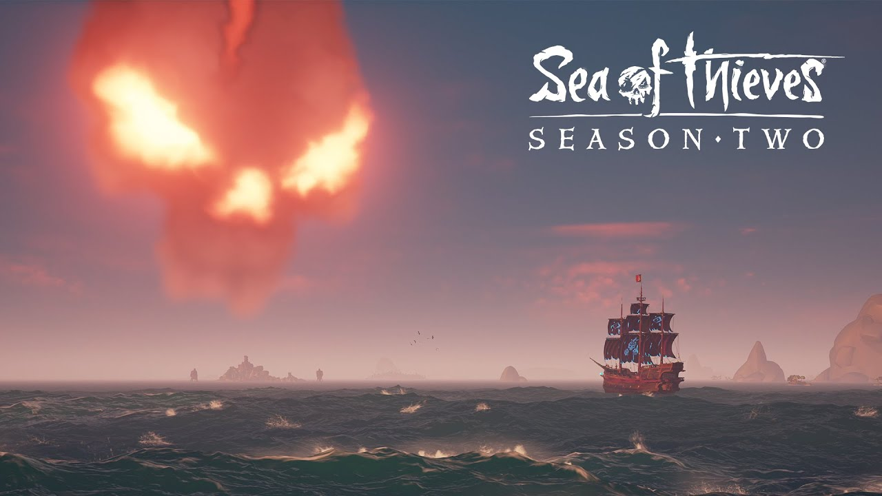 Sea of Thieves Season Two Approaches…