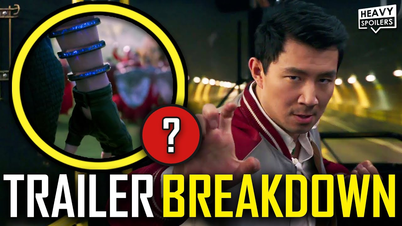 Shang-Chi (2021) Official Trailer Breakdown, Characters Explained, Easter Eggs & Things You Missed