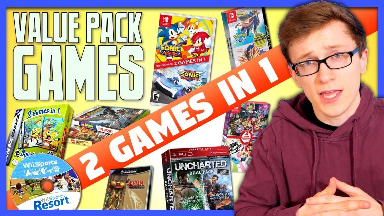 Value Pack Games – Scott The Woz