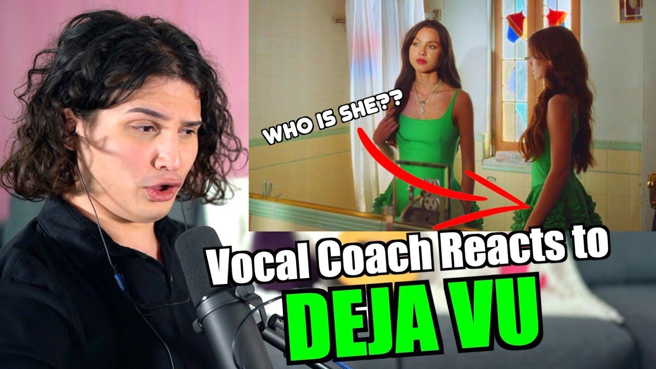 Vocal Coach Reacts to Olivia Rodrigo – Deja Vu
