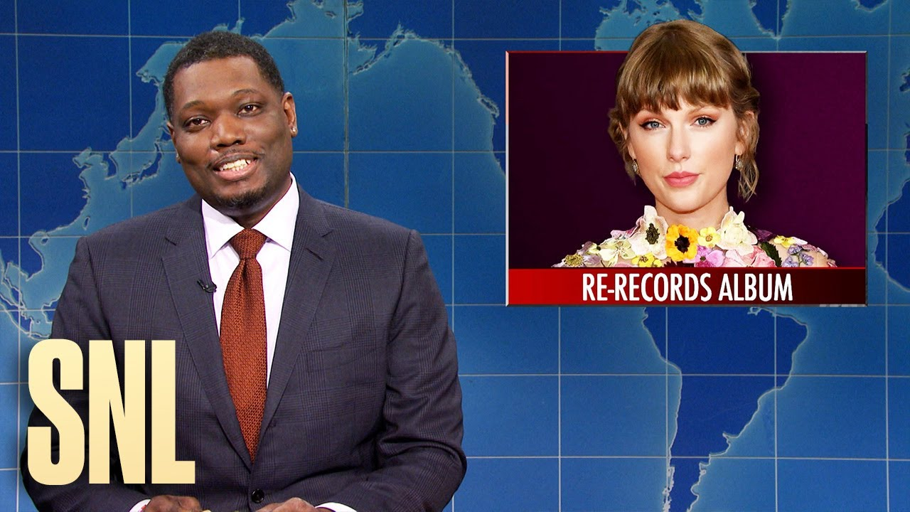 Weekend Update: The Iceberg on the Sinking of the Titanic – SNL