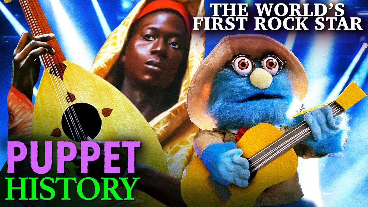 Ziryab: The World's First Rock Star • Puppet History