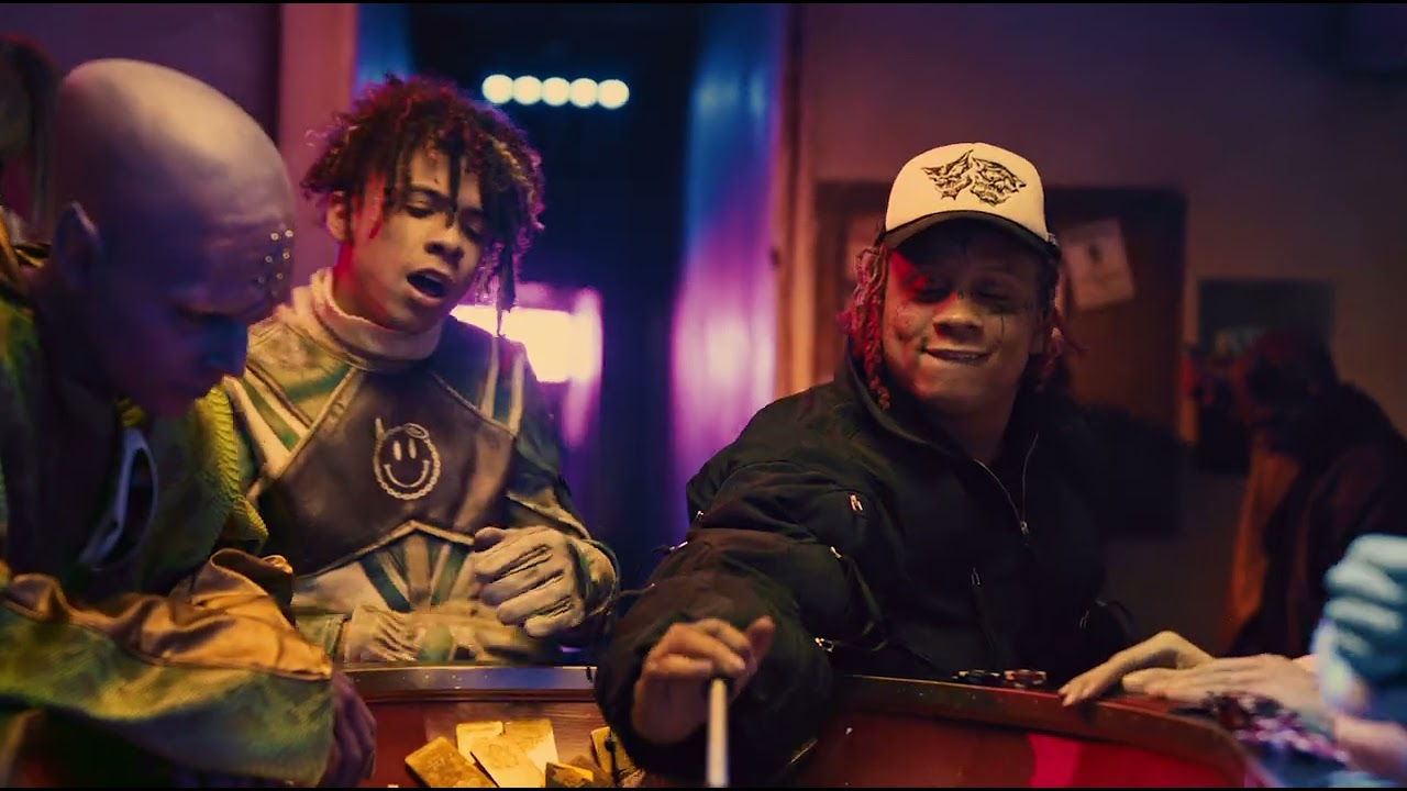 iann dior – shots in the dark (feat. @Trippie Redd) (Official Music Video)