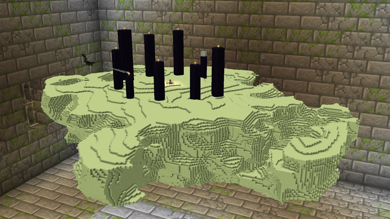tiny ender world minecraft