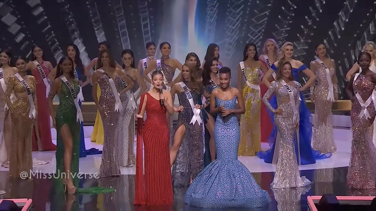 69th MISS UNIVERSE Preliminary Competition   FULL SHOW
