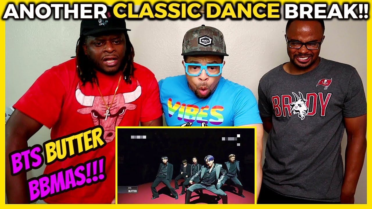 Another CLASSIC DANCE BREAK Bruh😲 BTS 'Butter' BBMA Performance REACTION!! (2021 BBMAs)
