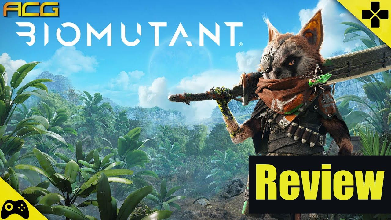 """Biomutant Review """"Buy, Wait for Sale, Never Touch?"""""""
