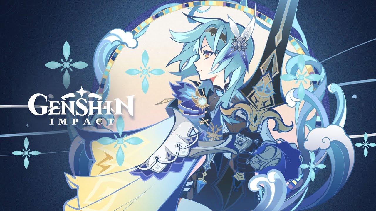 "Character Teaser – ""Eula: Midnight Encounter at the Tavern"" | Genshin Impact"