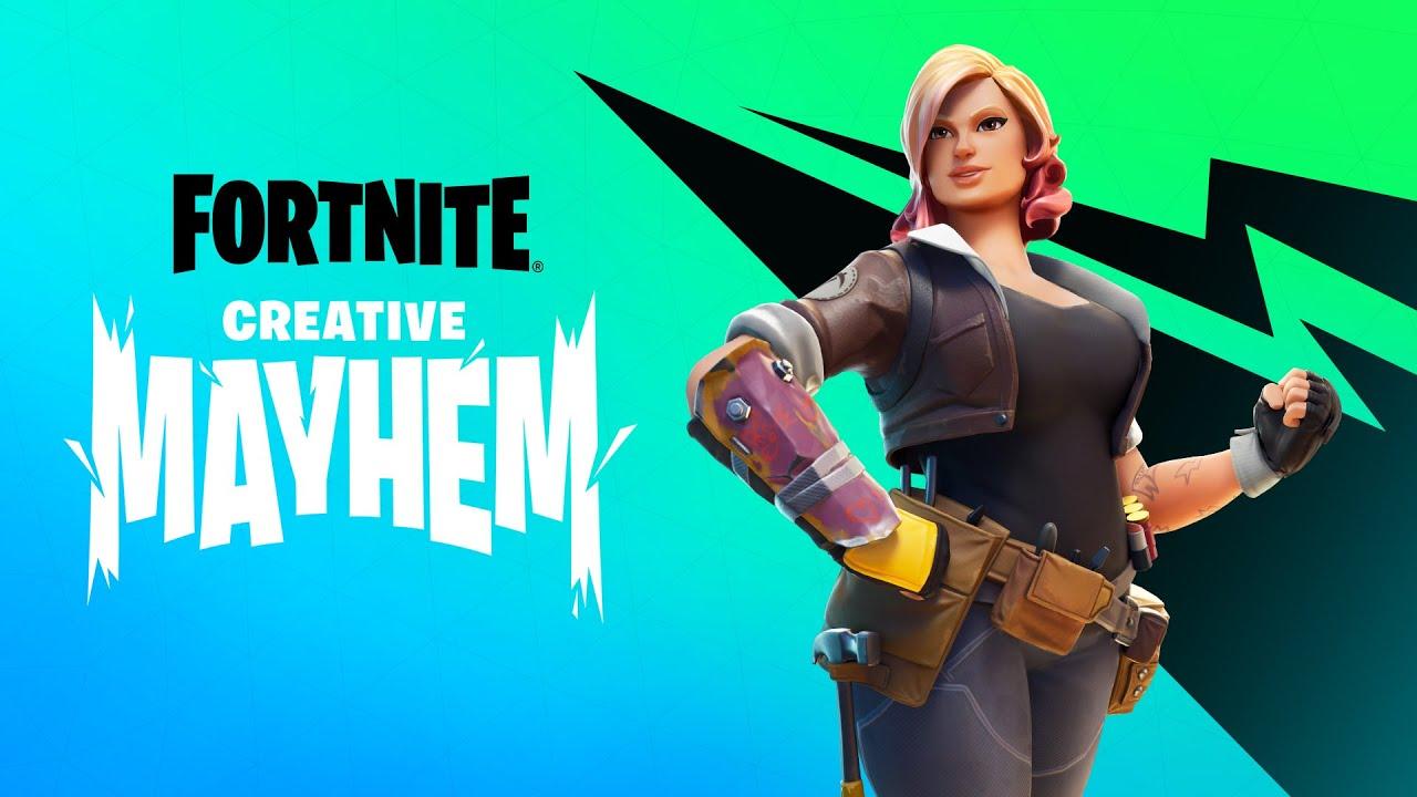 Creative Mayhem in Fortnite