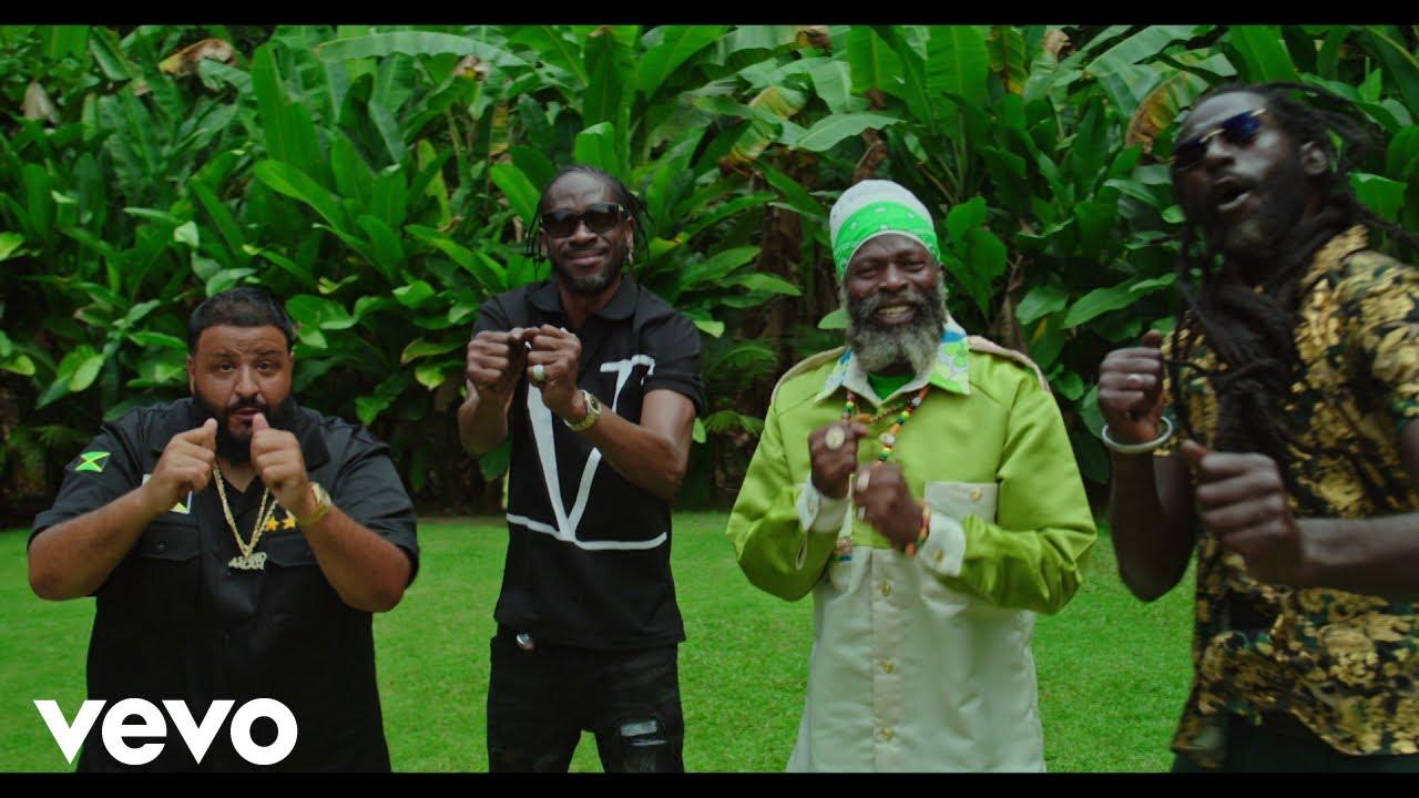 DJ Khaled – WHERE YOU COME FROM (Official Video) ft. Buju Banton, Capleton, Bounty Killer