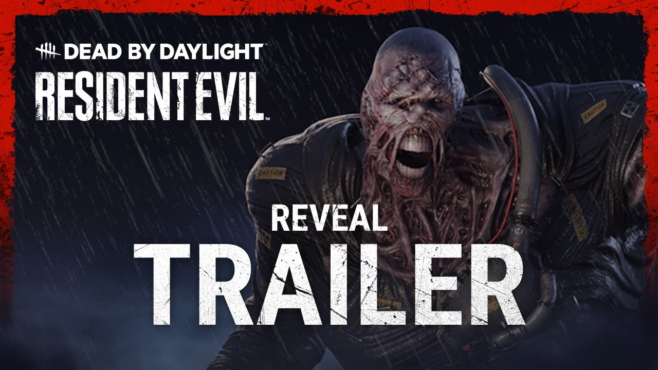 Dead by Daylight | Resident Evil | Reveal Trailer