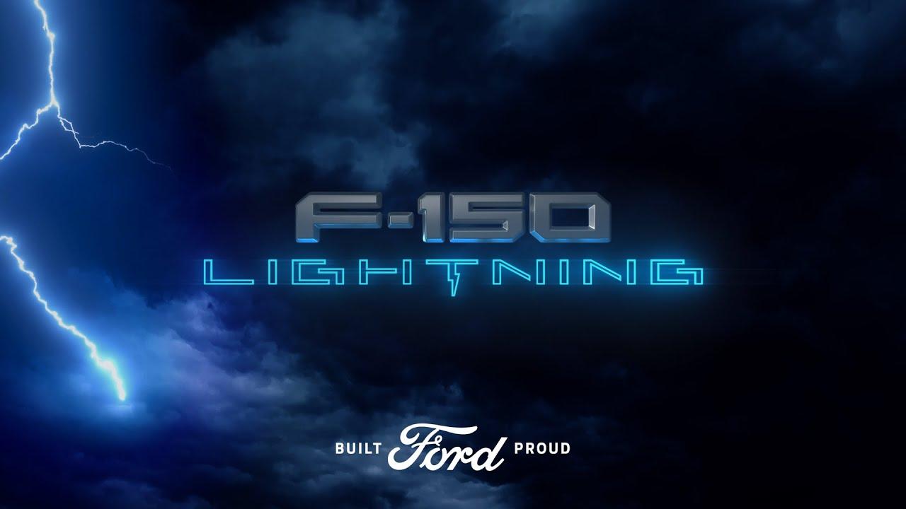 F-150 Lightning Live Reveal   F-150   Ford