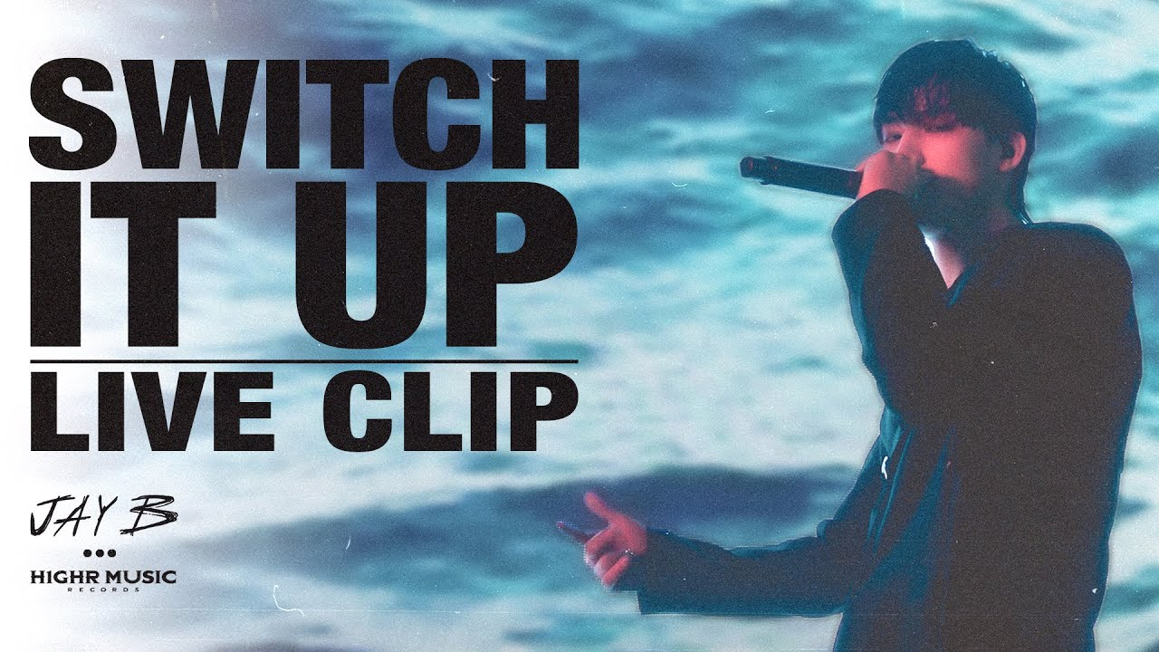 JAY B – Switch It Up (Feat. sokodomo) (Prod. Cha Cha Malone) (Official Live Clip)