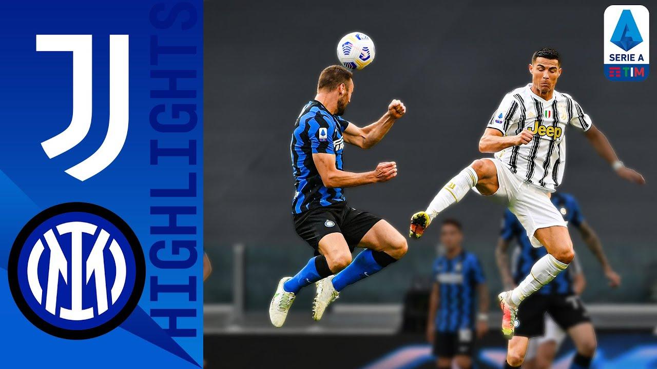 Juventus 3-2 Inter   2 Goals From Cuadrado For Juventus   Serie A TIM