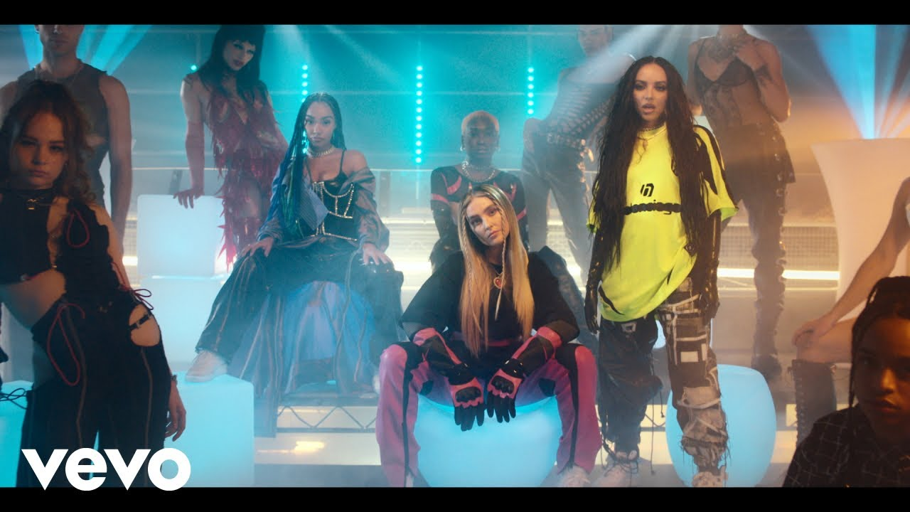 Little Mix – Confetti (Official Video) ft. Saweetie