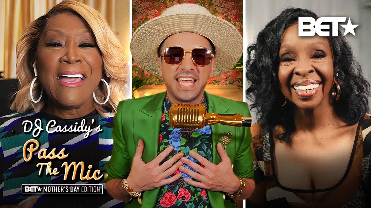 Patti LaBelle, Gladys Knight, Johnny Gill & More Join DJ Cassidy To Perform Classics! | Pass The Mic