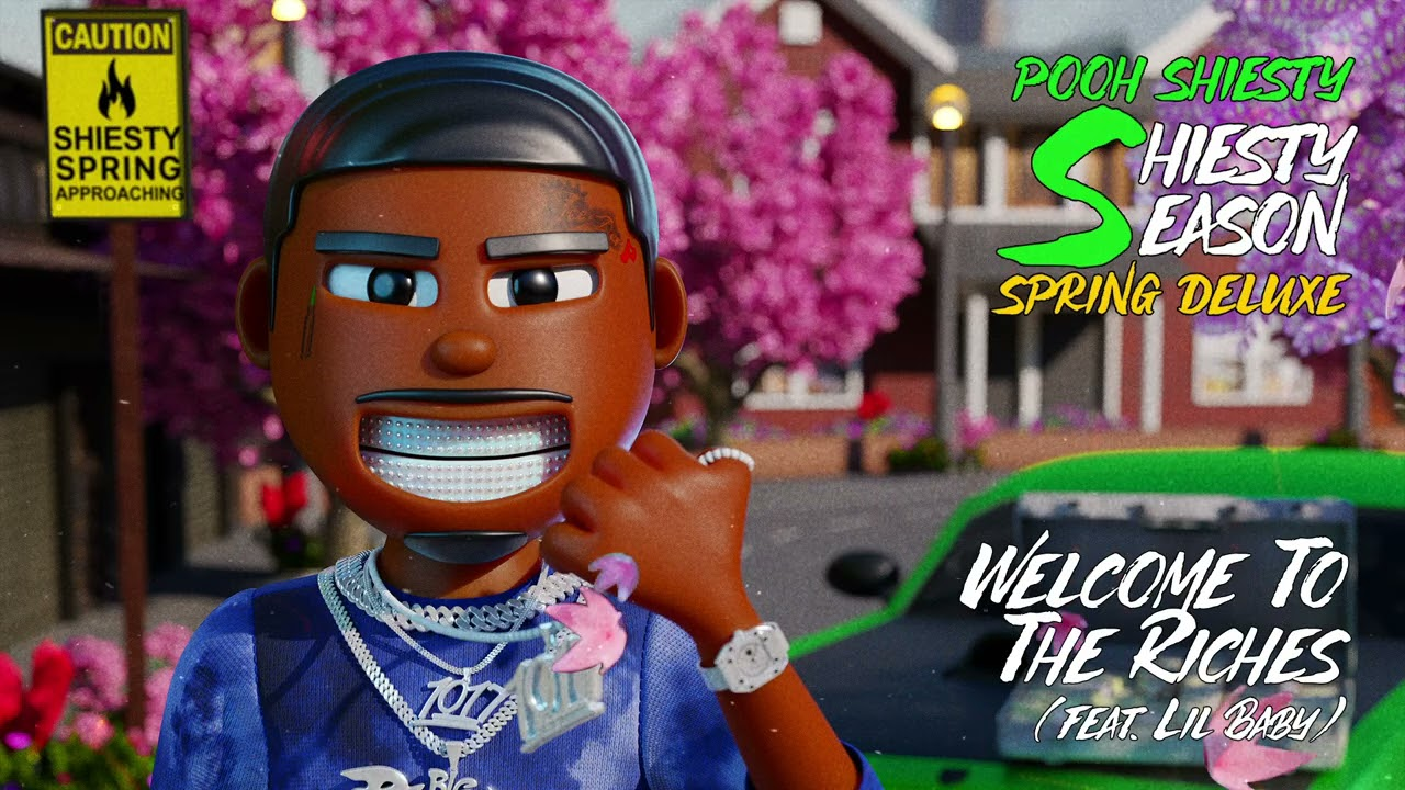 Pooh Shiesty – Welcome To The Riches (feat. Lil Baby) [Official Audio]