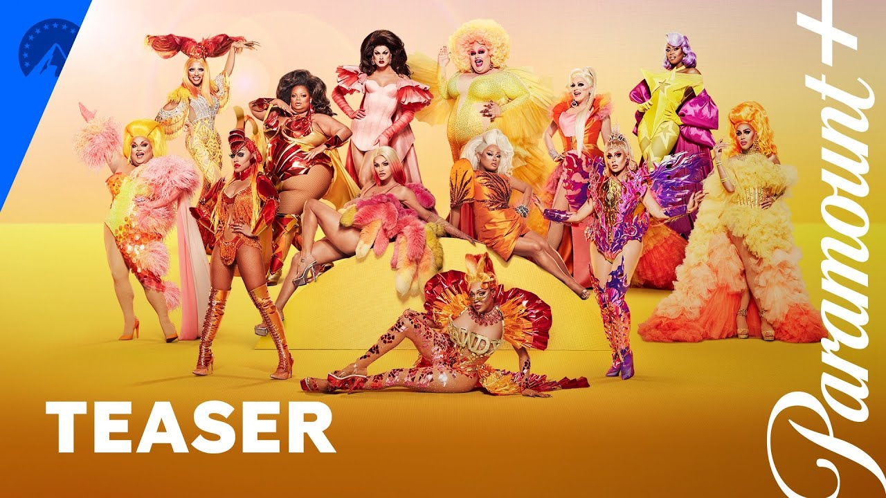 RuPaul's Drag Race: All Stars | RuVeal | Paramount+