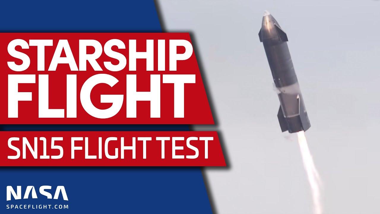 SCRUB: Starship SN15 Test Flight Scrubbed