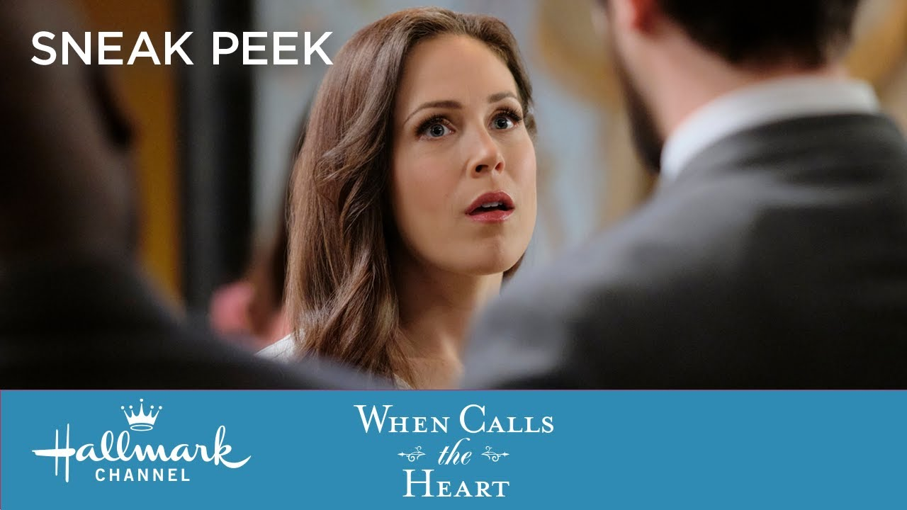 Sneak Peek – The Kiss – When Calls the Heart