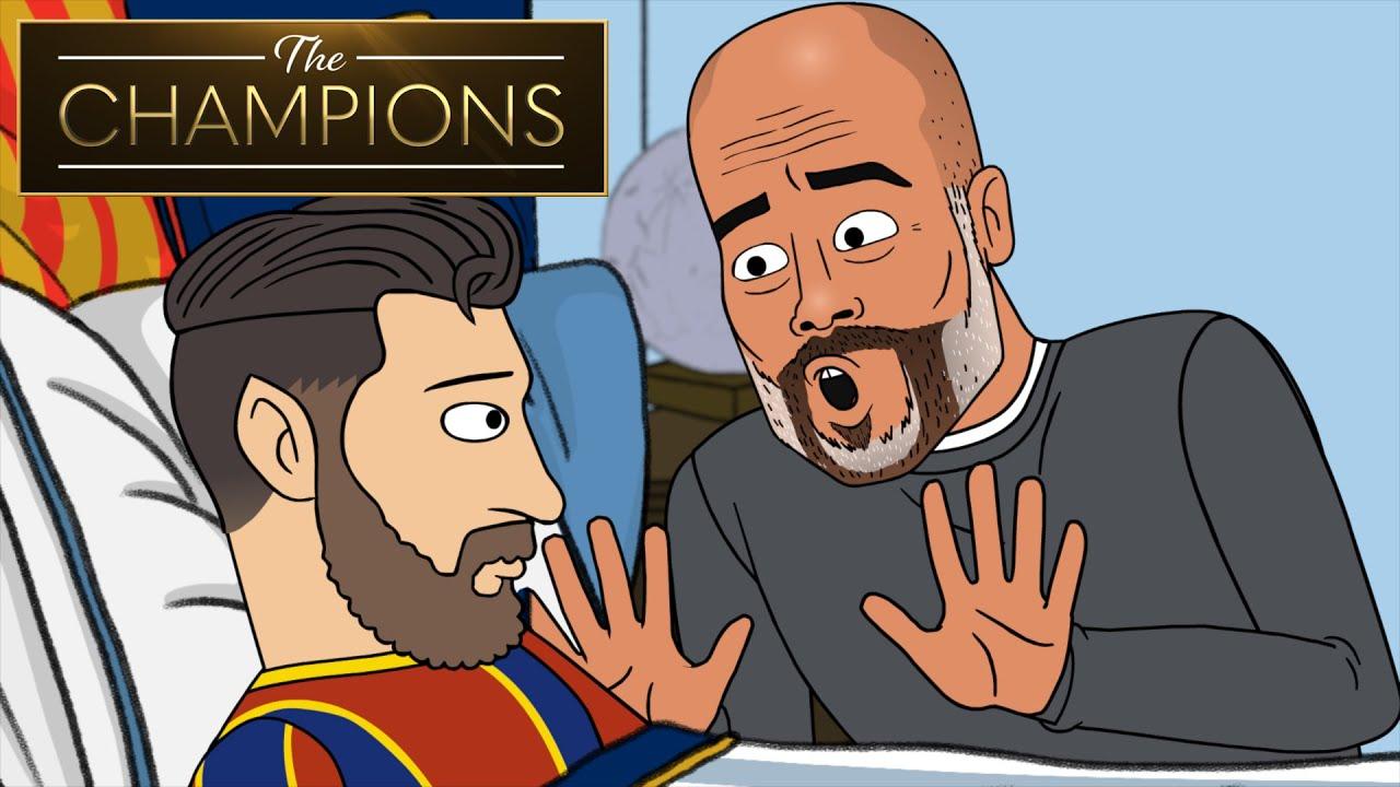 The Champions: Season 5, Episode 1