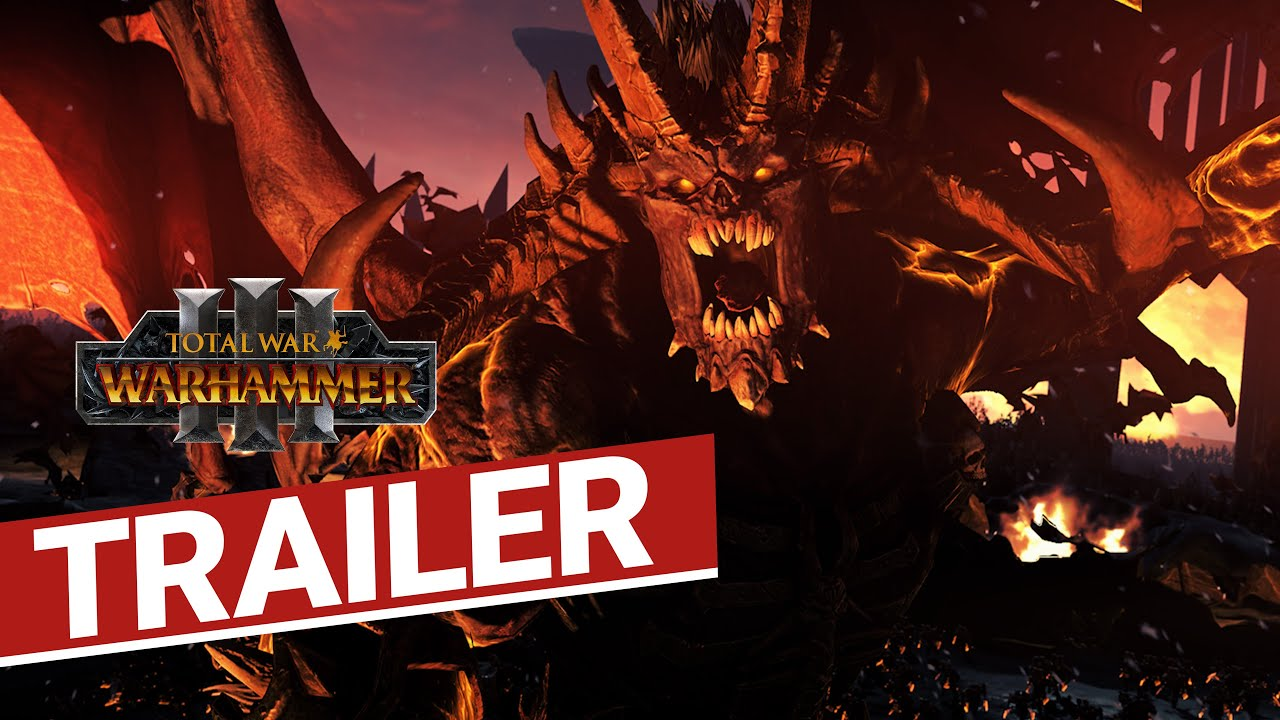 Trial By Fire Trailer – Total War: WARHAMMER III