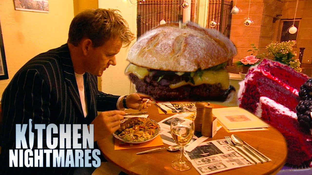 when the food is straight up bussin | Kitchen Nightmares
