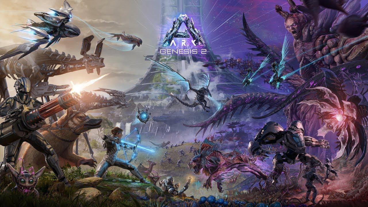 ARK: Genesis – Part 2 Expansion Pack!
